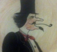 uomo misterioso
